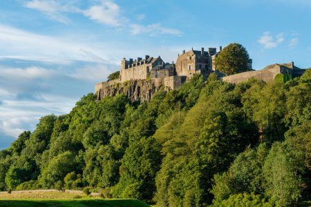 Stirling Castle from the West