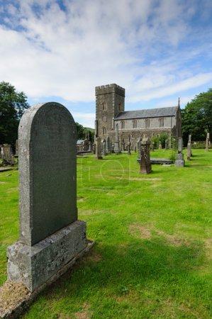 Kilmartin Church And Graveyard