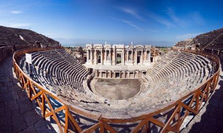 Ruins of Roman theater