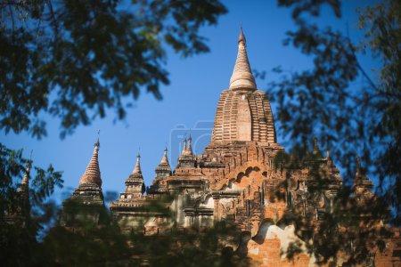 The Bagan trmple