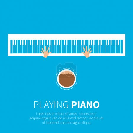 Music instrument - piano