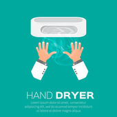 Hand Air Dryer