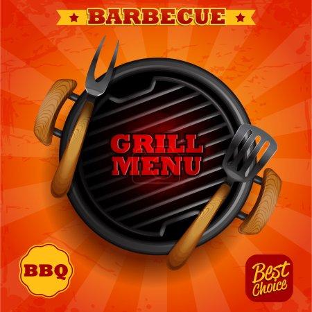 GRILL MENU BBQ