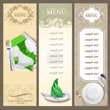 Beautiful Menu Template