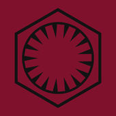 Symbol from Sci-Fi Comics Book About Wars