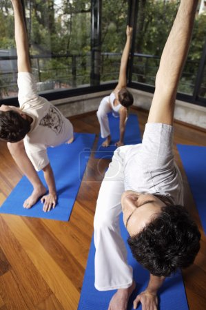 Teaching Yoga, classroom