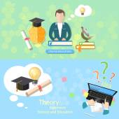 Education concept teacher classroom