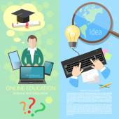 Online education technology