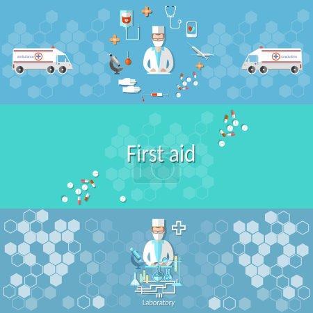 Medicine: ambulance, pharmacology, pharmacist