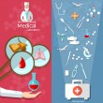 Постер, плакат: Medicine open first aid
