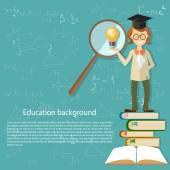 Education teacher back to school