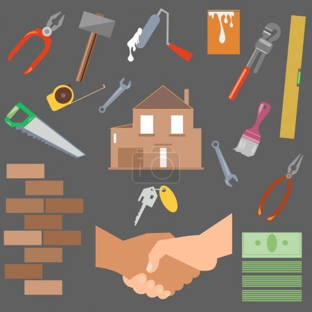 Construction and repair, building tools.