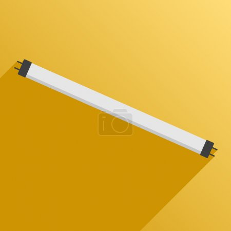 Icon fluorescent lamp phytolight for plants