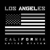 LA t-shirt design