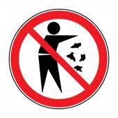 Kein Papierkorb-Zeichen
