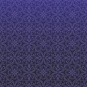 Pattern di sfondo damascato senza soluzione di continuità
