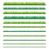 11 Backgrounds Of Green Grass