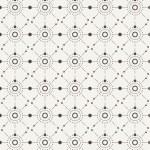 Vector seamless pattern with modern stylish textur...