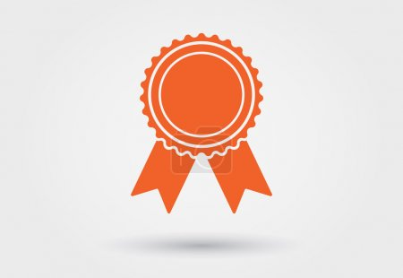 Pictogram icon for award