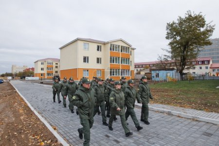 The pilot project addresses the Kyiv border checkpoint within the reform of the State Border Service. 160 border guards were selected of 373 candidates. Construction of a house in Boryspil for 66 flat