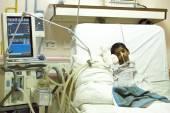 Dokumentární Editorial. Pondicherry Jipmer nemocnice, Indie - 1 červen 2014. Úplný dokument o pacienta a jejich rodiny. Redakce Documetary