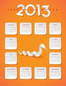 Year of the snake calendar