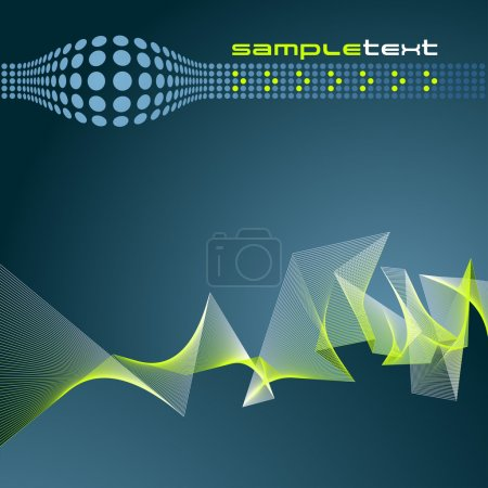 Abstract background for designers