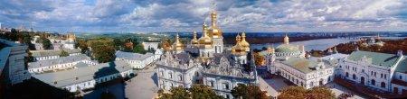 complex of Kiev-Pechersk Lavra