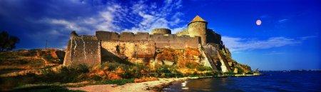 ancient Belgorod-Dniester fortress