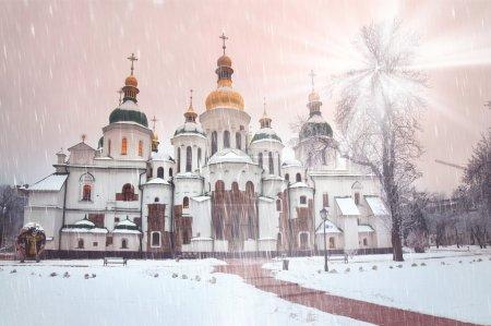 Hagia Sophia in Kiev