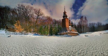 National Museum of Folk Architecture of Ukraine