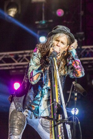Aerosmith in Moscow at 5th