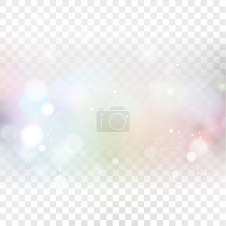 Illustration for Abstract background with effect transparency. Ai eps 10. File grouped and layered. - Royalty Free Image