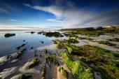 Furnas virgin beach, Galicia, Spain