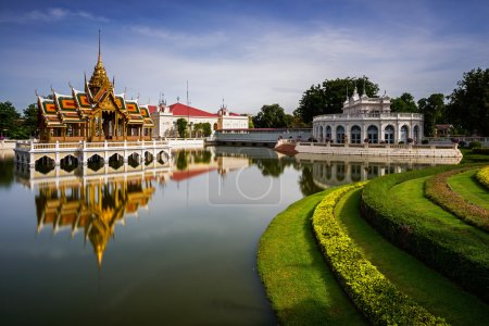 Bang Pa-In Palace in Thailand.