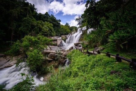 Mae Klang waterfall, Thailand
