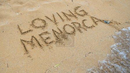 Beach vacations on Menorca Island