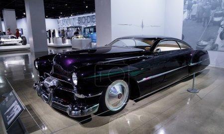 Purple 1948 Cadillac Sedanette