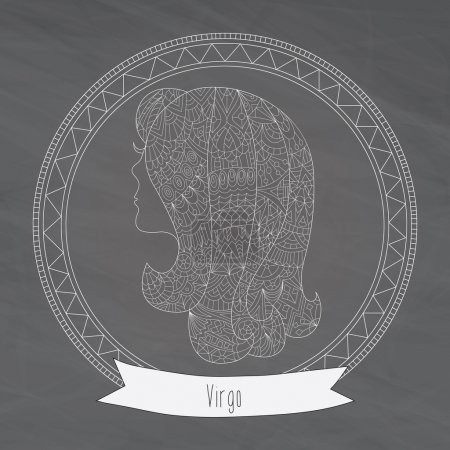 Horoscope symbol virgo