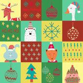 Set Icons for create Advent Calendar