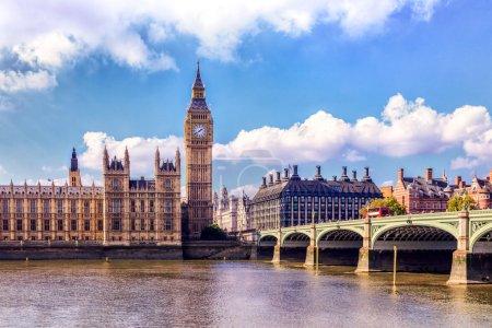 Photo pour Chambres du Parlement, Londres, Angleterre - image libre de droit