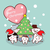 Merry christmas to tooth family