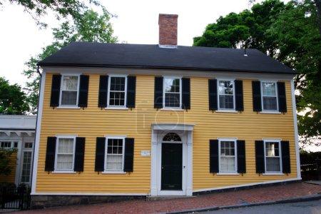 Photo pour Image de la Providence, Rhode Island, USA - image libre de droit