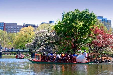 Boston Public Garden