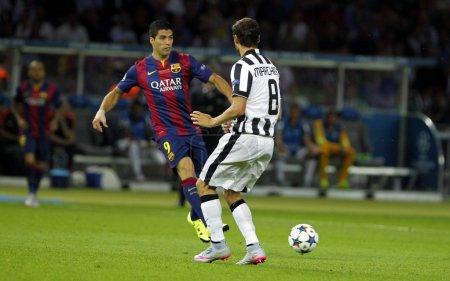 Luis Suarez FC Barcelone and