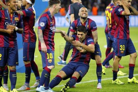Luis SuarezFC Barcelone