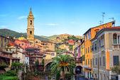 Dolcedo, small italian town in the Maritime Alps mountain, Liguria, Italy