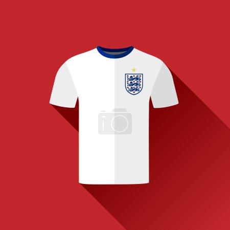 England Football Jersey