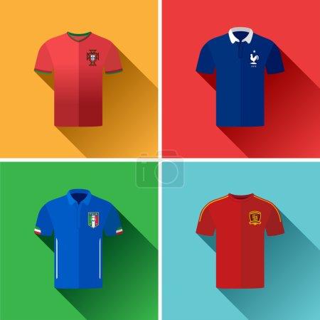 Europe Football Jerseys