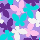 Butterfly vector Seamless Pattern